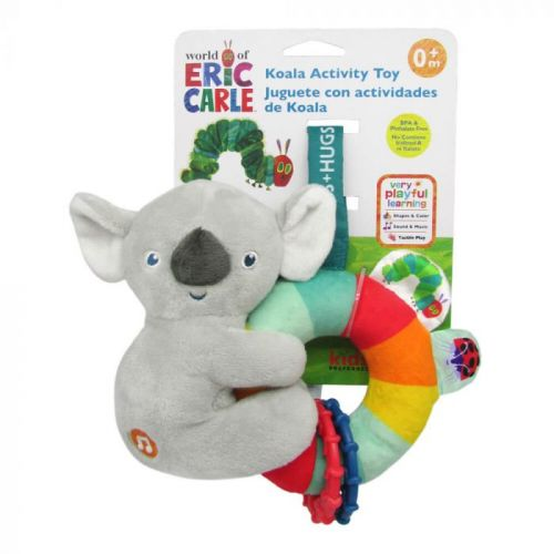 Very Hungry Caterpillar Koala Activity Toy Plush