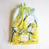 Tully and Koh Golden Wattle Swaddle
