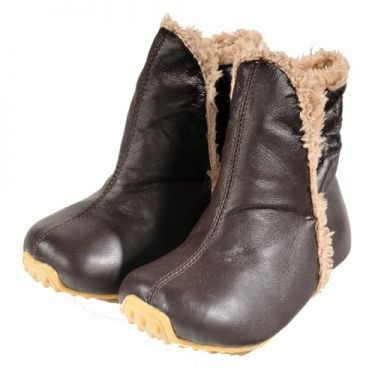 SKEANIE Winter Boots - Chocolate (old sizing) last pair 22