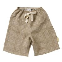 Zebi Baby Cross Hatch Linen Lounge Pants