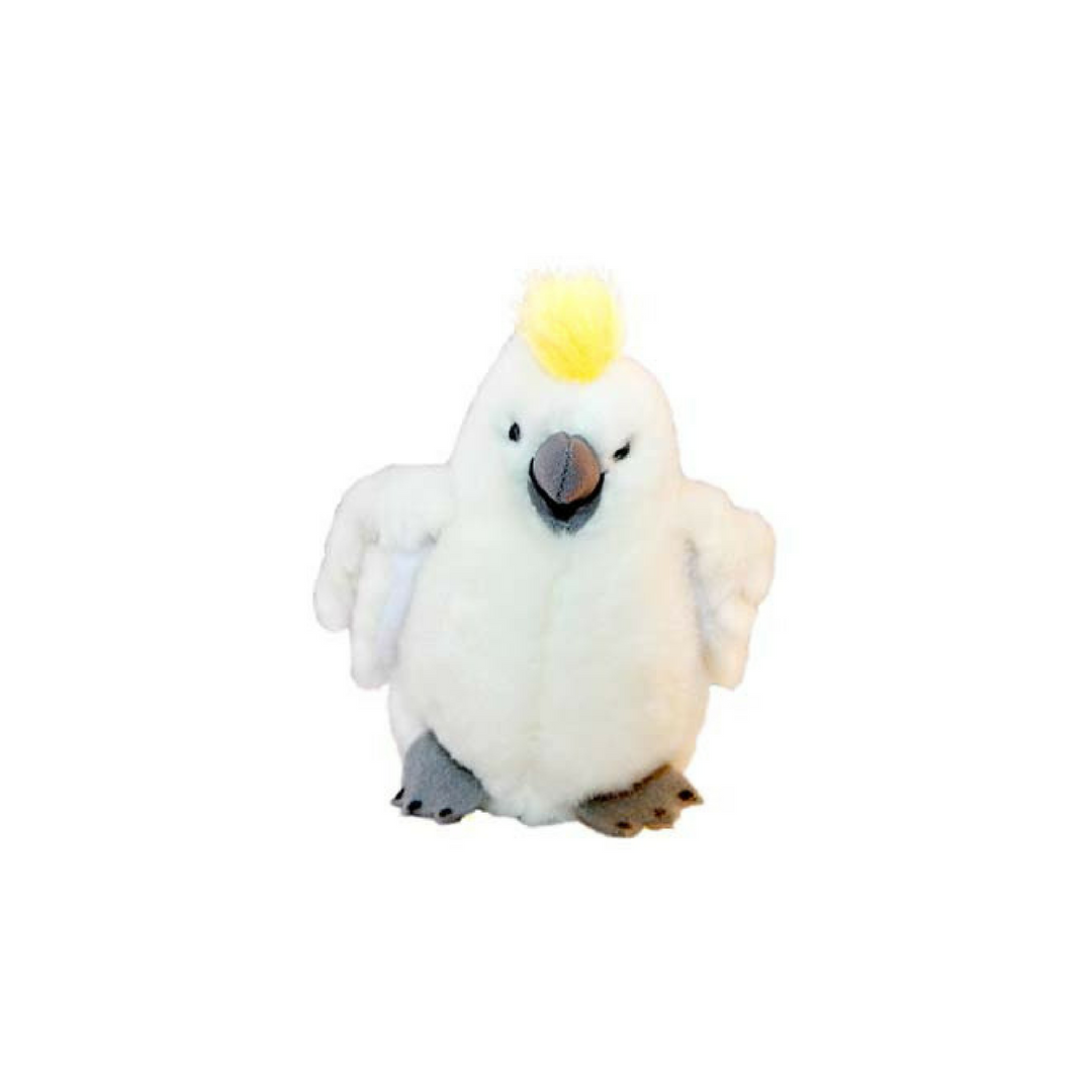 mini cocky australian bird cockatoo toy
