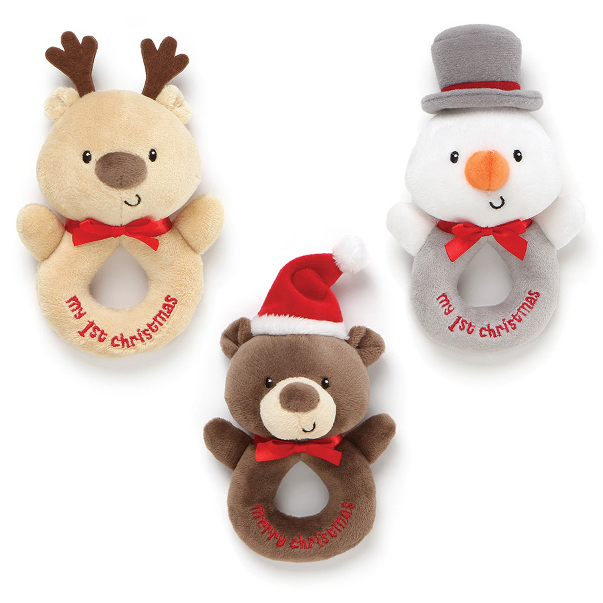 My First Christmas Rattle | Unique Baby Gifts | Not Another Baby Shop