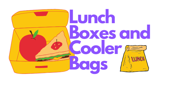 Lunch Boxes, Cooler Bags, Back to School  and Preschool Items at Not another Baby Shop