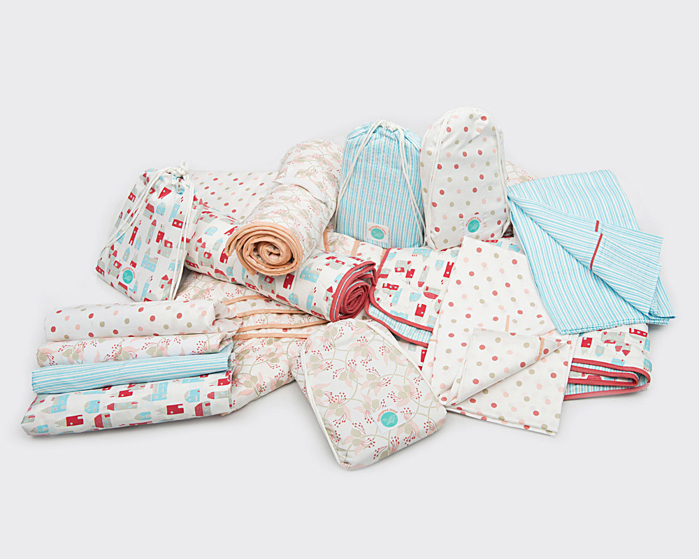 mockingbird-street organic cot sheets baby quilts and baby linen