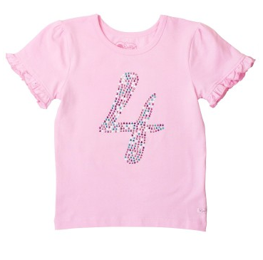 4th birthday birthday tshirts |birthday outfits | Not Another Baby Shop